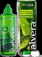 Раствор для контактных линз лінз Avizor Alvera