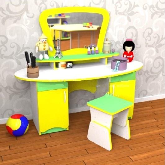 Детская игровая стенка Design Service Трюмо (710)