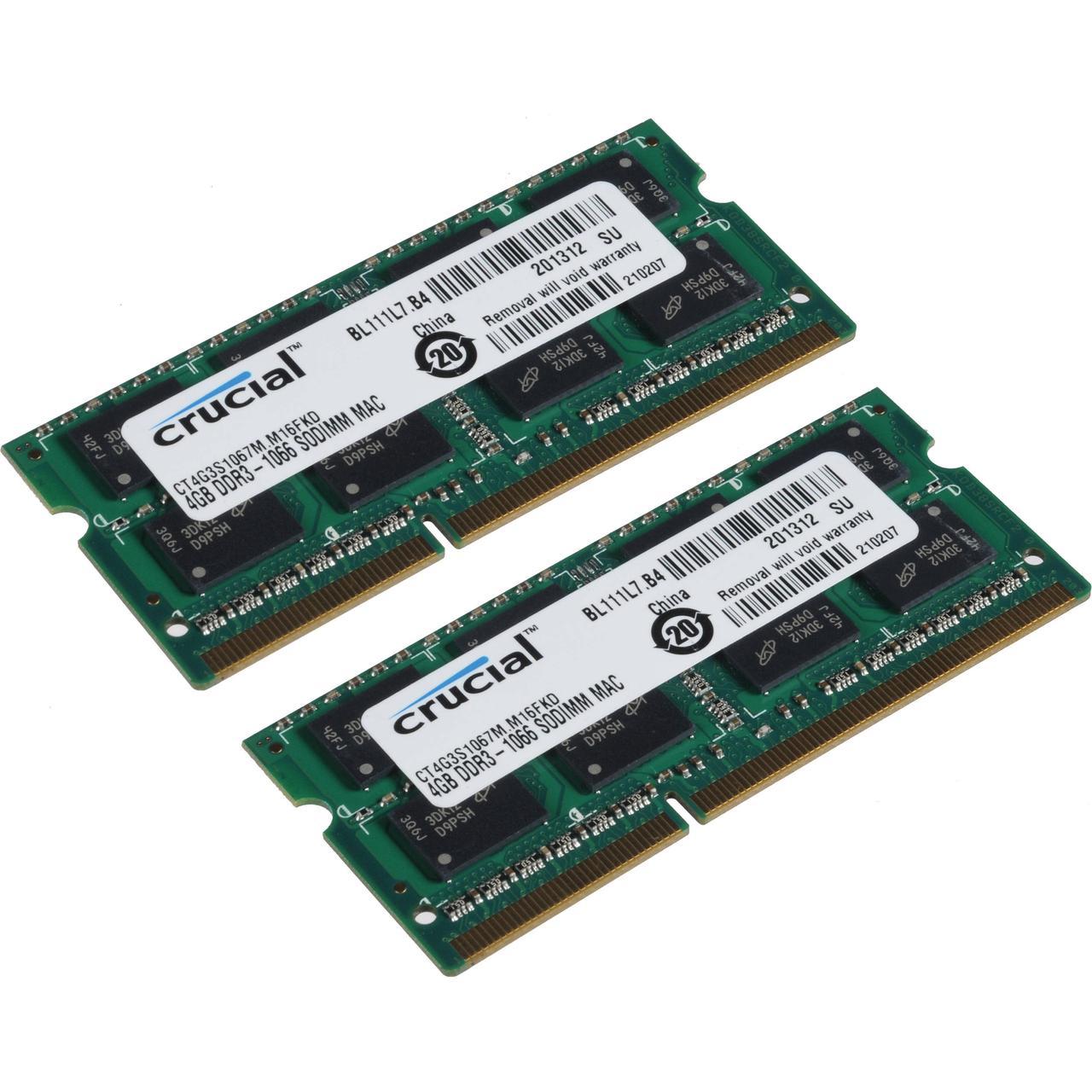 Оперативная память SoDimm DDR3L 4GB