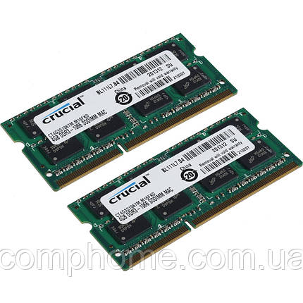 Оперативная память SoDimm DDR3 4GB, фото 2