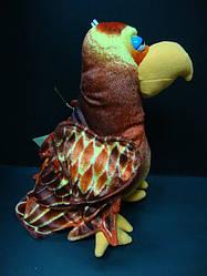Попугай мягкий