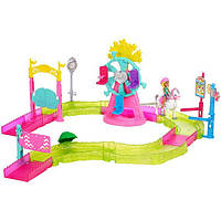 Barbie Набор On the GO Карнавал Carnival Playset FHV70