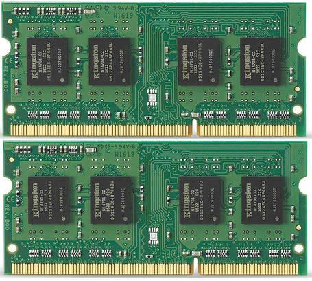 Оперативная память SoDimm DDR3 2GB, фото 2