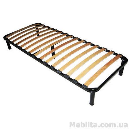 КАСПИАН(л) Кровать LOZ 90 (каркас), фото 2
