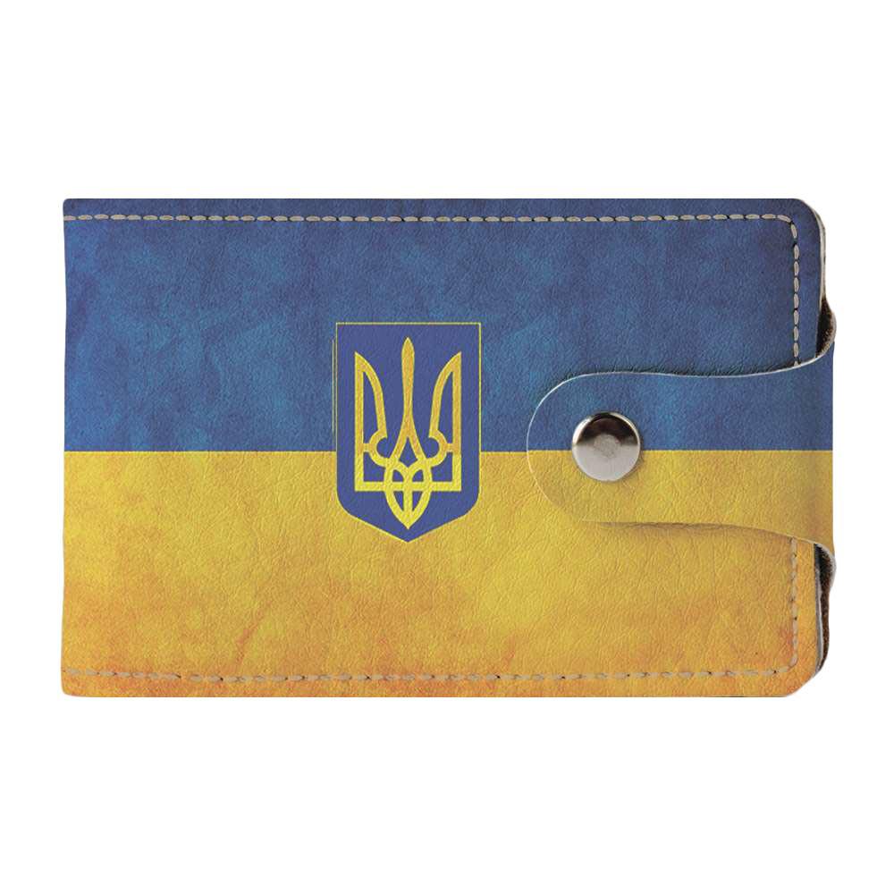 Візитниця v.2.0. Fisher Gifts 02 Громадянин України 2 (еко-шкіра)