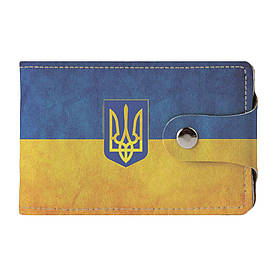 Візитниця 2.0 Fisher Gifts 02 Громадянин України 2 (еко-шкіра)