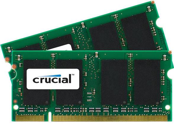 Оперативная память SoDimm DDR2 2GB , фото 2