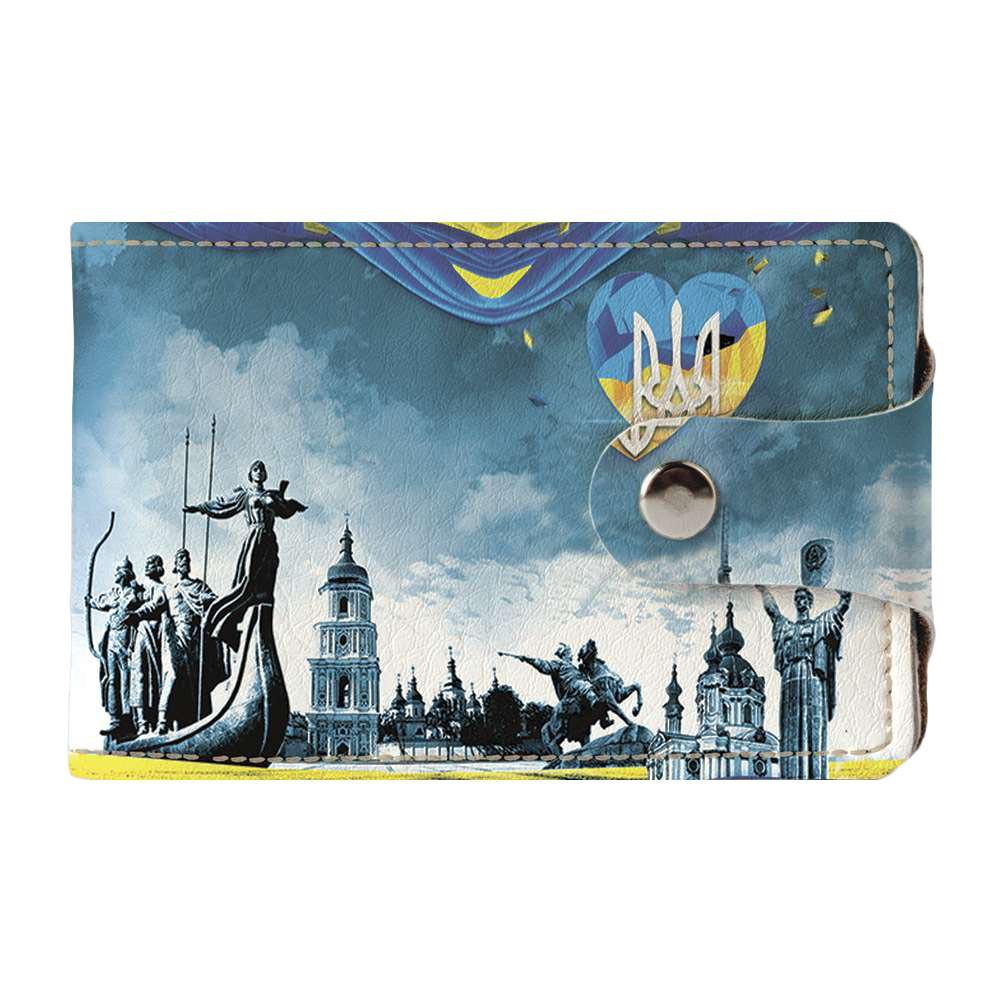Визитница v.2.0. Fisher Gifts 54 Киев (эко-кожа)