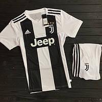Футбольная форма Ювентус домашняя Juventus   2018-2019