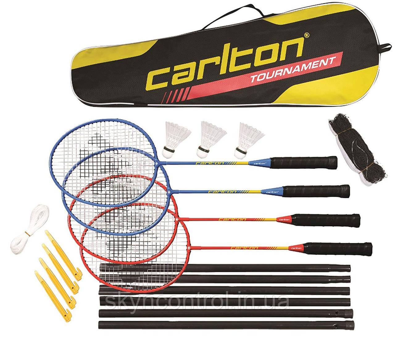 Набор для бадминтона Carlton Tournament