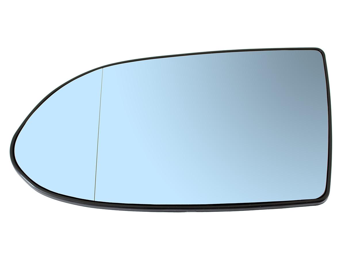 Вкладыш зеркала с подогревом  L  Opel Zafira A 99-05