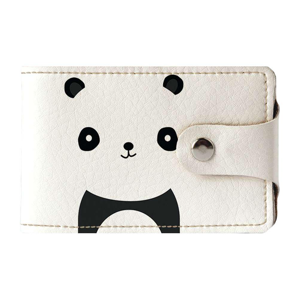 Визитница v.2.0. Fisher Gifts 152 Милая панда (эко-кожа)