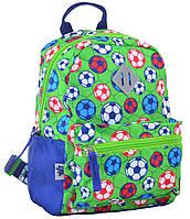 Рюкзак детский K-19 Football, 24.5*20*11