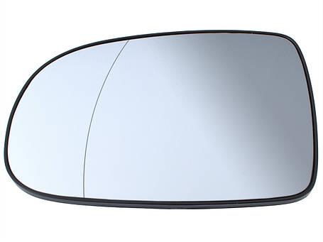Вкладыш зеркала с подогревом  L Opel Corsa C 00-07, фото 2