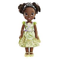 Jakks pacific кукла малышка Тиана Disney Princess Tiana Toddler Doll