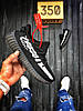 Adidas x Off-White Yeezy Boost Black (реплика), фото 5