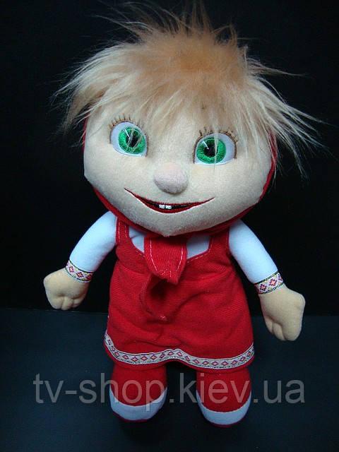 Кукла Маша в сарафане