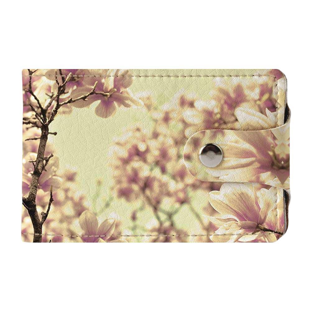 Визитница Fisher Gifts v.2.0. 252 Когда вишня цветет… (эко-кожа)