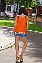 Блуза без рукавов вышитая женская блузка, вышиванка, этно стиль, фото 5