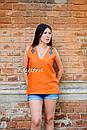 Блуза без рукавов вышитая женская блузка, вышиванка, этно стиль, фото 2