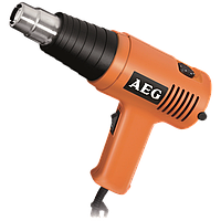 Промышленный фен AEG PT 600 EC SET
