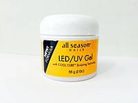 Моделирующий гель прозрачный Clear Gel Led/UV 56 ml