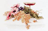 """Набор для вышивания """"Цветы и виноград"""" B214"""