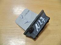 Реостат печки Nissan Almera N16 1.5I 2003 года H/B