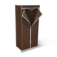 Шкаф, тканевый шкаф, шкаф для одежды, Quality Wardrobe 8864, шкаф чехол на молнии, складной шкаф