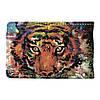 Визитница Fisher Gifts v.2.0. 447 Красочный тигр (эко-кожа), фото 6