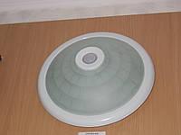 Светильник НПО3233Д белый 2х25Вт с датчиком движения, фото 1