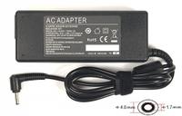 Блок питания для ноутбуков PowerPlant DELL 220V, 19.5V 90W 4.62A (4.0*1.7 Bullet)