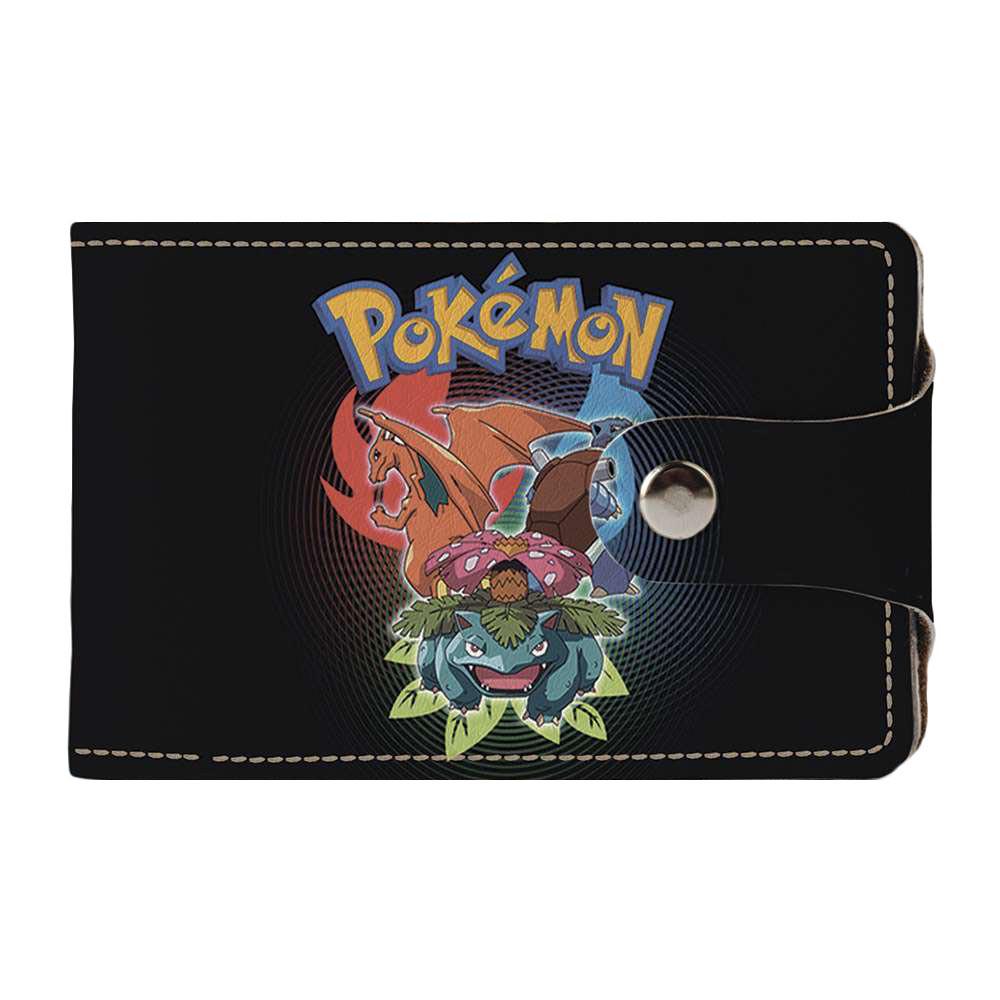 Візитниця v.2.0. Fisher Gifts 469 Pokemon GO ultra (еко-шкіра)
