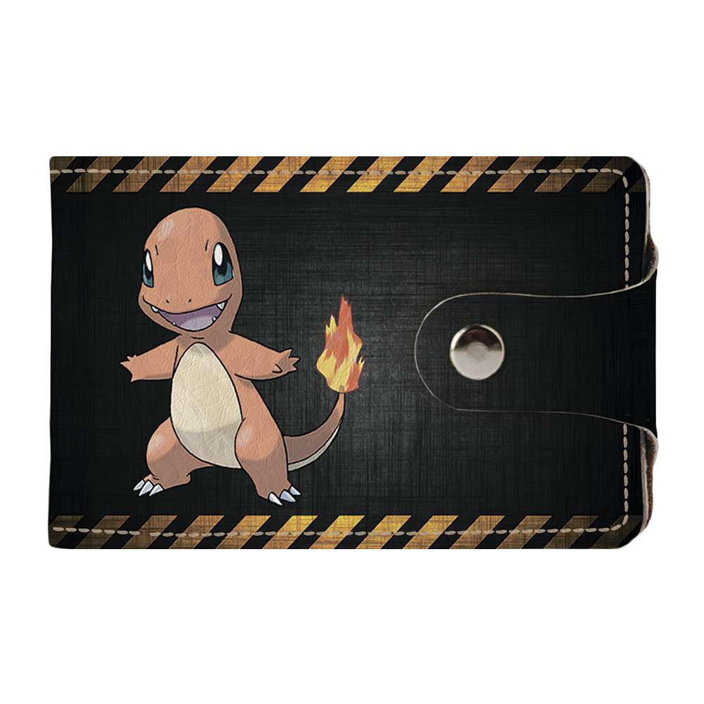 Визитница Fisher Gifts v.2.0. 472 Charmander (эко-кожа)