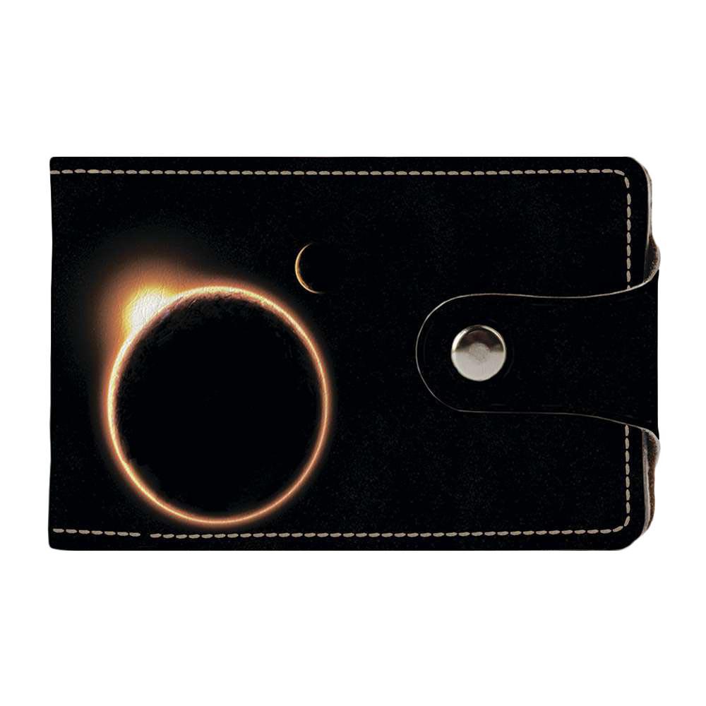 Визитница v.2.0. Fisher Gifts 514 Затмение солнца (эко-кожа)