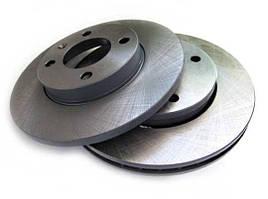 Диск тормозной задний RENAULT MEGANE II/SCENIC II 2004-  В комплекте подшипник и кольцо ABS (Rotinge