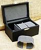 Подарок мужчине начальнику VIP mini шкатулка для часов