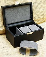 Подарок мужчине начальнику VIP mini шкатулка для часов, фото 1