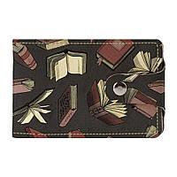 Визитница Fisher Gifts v.2.0. 632 Книги в растрёп (эко-кожа)