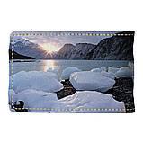 Визитница v.2.0. Fisher Gifts 685 Где-то в горах (эко-кожа), фото 6