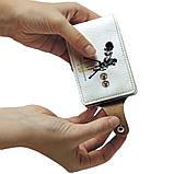 Визитница v.2.0. Fisher Gifts 696 Оптический прицел с патронами (эко-кожа), фото 5