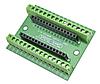 Arduino NANO v3.0 плата адаптер расширения