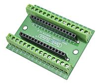 Arduino NANO v3.0 плата адаптер расширения, фото 1