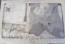 Детский набор для выписки из роддома и Крещения, фото 2