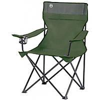 Стул Coleman Standard Quad Chair - Green (3138522054755)