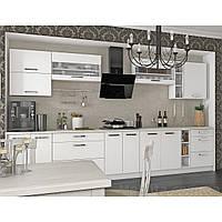 Кухня «Шарлотта»   цвет: белый/белый Sokme