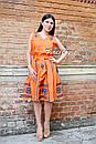 Костюм женский, вышитая юбка с поясом и блузка безрукавка в этно бохо стиле, вышитая одежда лето, фото 7