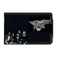 Визитница v.2.0. Fisher Gifts 737 Aerosmith (эко-кожа)