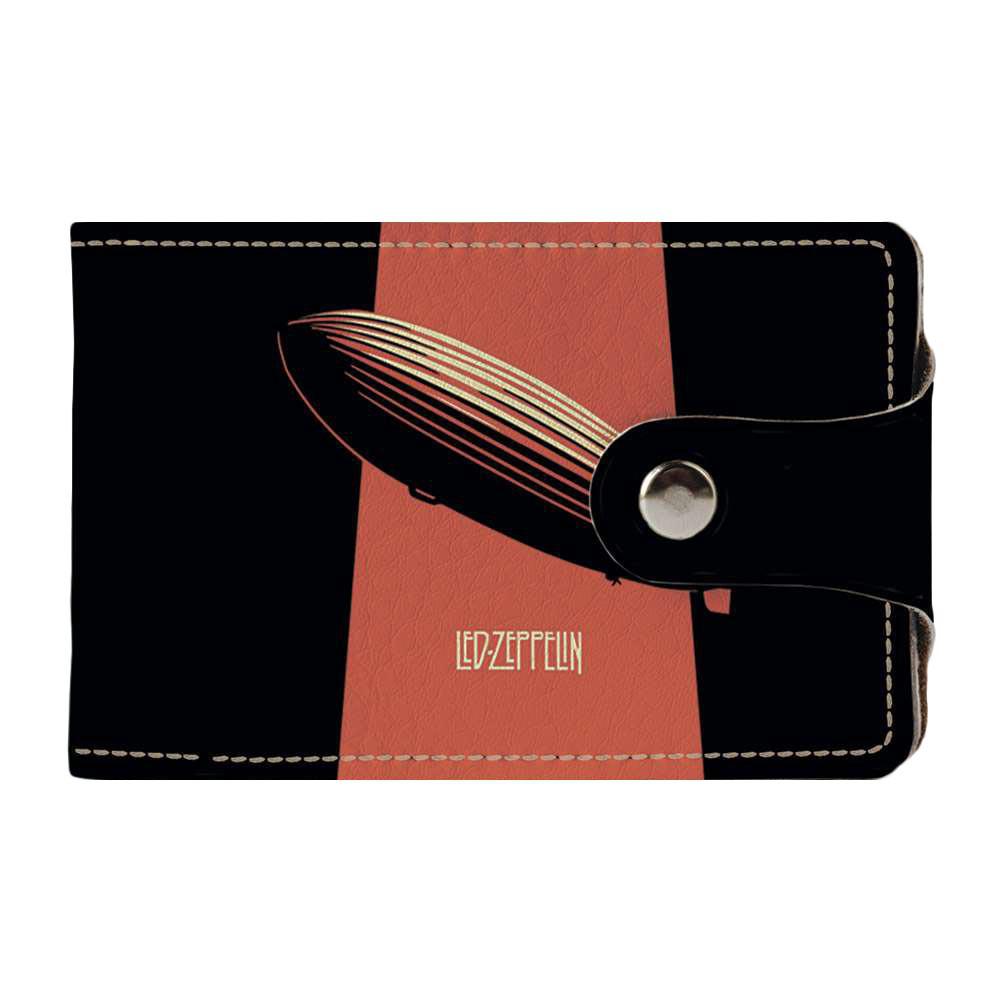 Візитниця v.2.0. Fisher Gifts 740 Led Zeppelin (еко-шкіра)