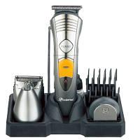Набор для стрижки волос и бороды Gemei GM-580 7 в 1